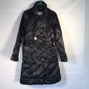 A.B.S Silver label long puffer jacket. Medium